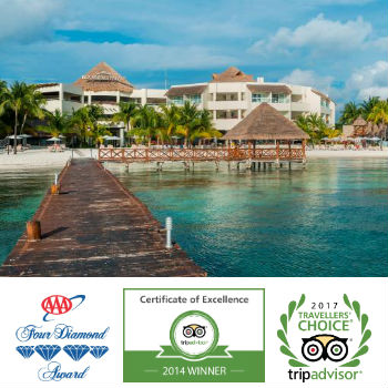Isla Mujeres Palace with Awards