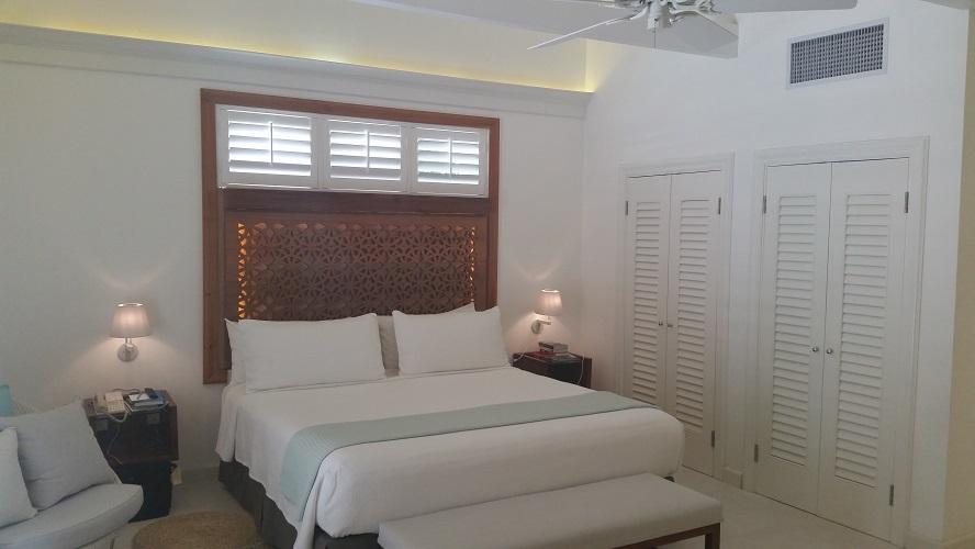 Oasis Spa Villa Bed