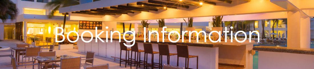 Palace Resort - Booking Information