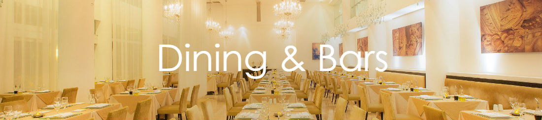 Playacar Palace - Dining and Bars