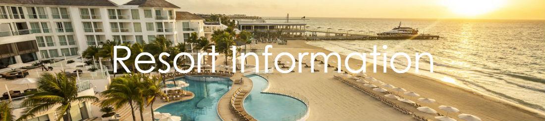 Playacar Palace Resort Information