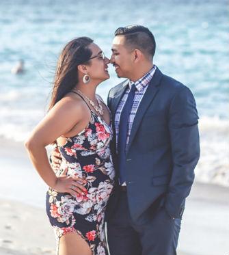 Graciela and Juan