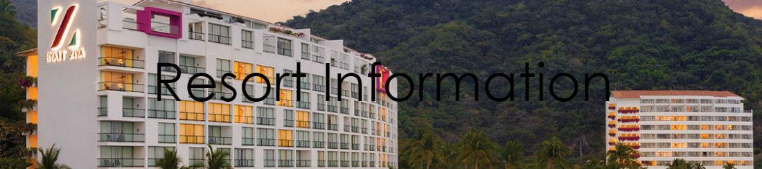 Resort Info Hyatt Ziva Puerto Vallarta