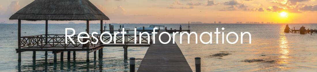 Isla Mujeres Palace Resort Information