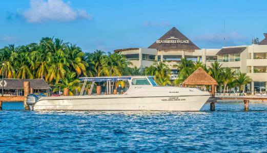 Isla Mujeres Palace Catamaran