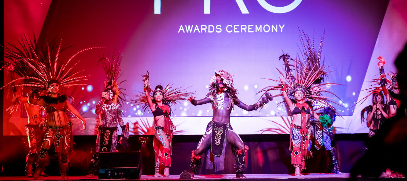 Palace Pro Awards Ceremony with Entertainers 1350